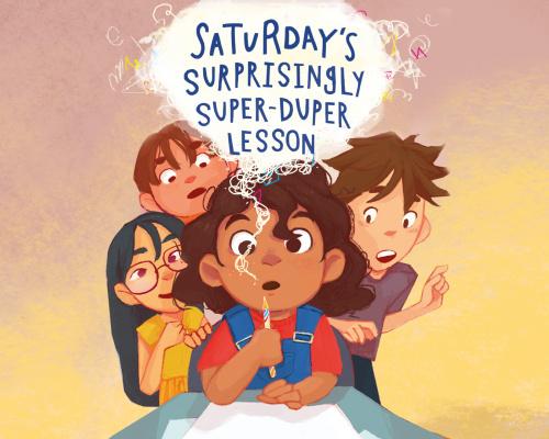 Saturday's Surprisingly Super-Duper Lesson (Online)