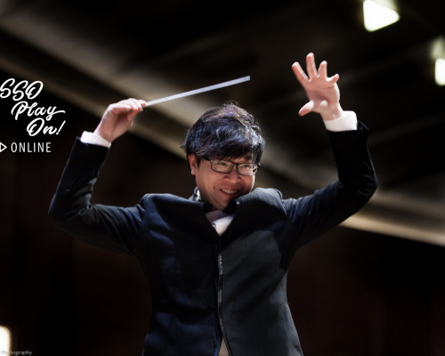 KAHCHUN WONG CONDUCTS DEBUSSY, WAGNER AND SHOSTAKOVICH (ONLINE)