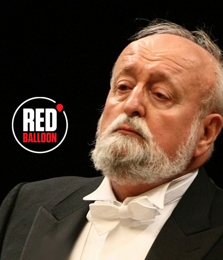 [Cancelled] Penderecki Conducts Penderecki