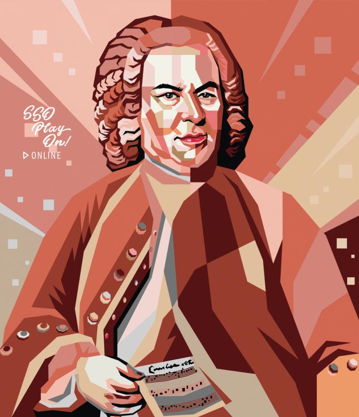 Music for All Time - Celebrating Bach I (Online)