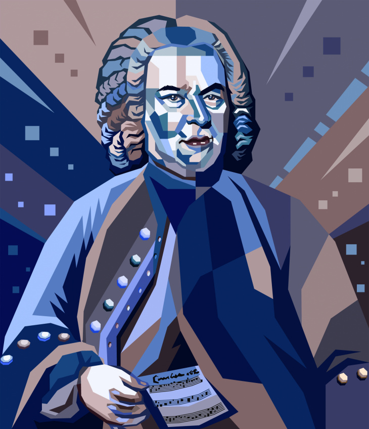 A Gift to the Universe - Celebrating Bach III