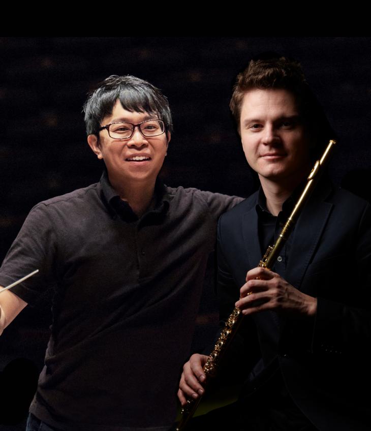 Kahchun Wong & Karl-Heinz Schütz