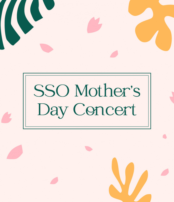 ARTS@SBG presents NAC-ExxonMobil Concert in the Gardens - SSO Mother's Day Concert (Online)