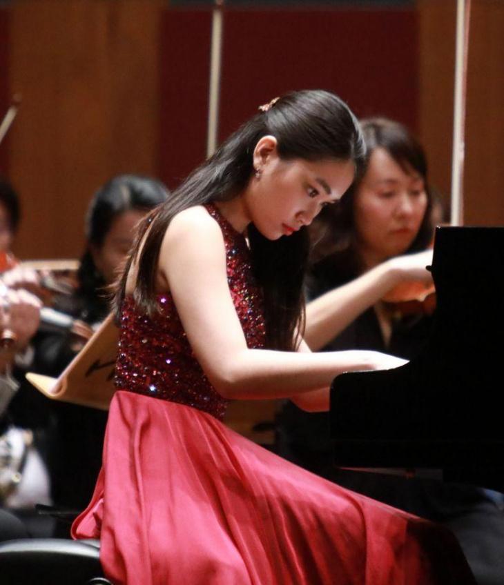 Singapore Symphony Orchestra | National Piano & Violin