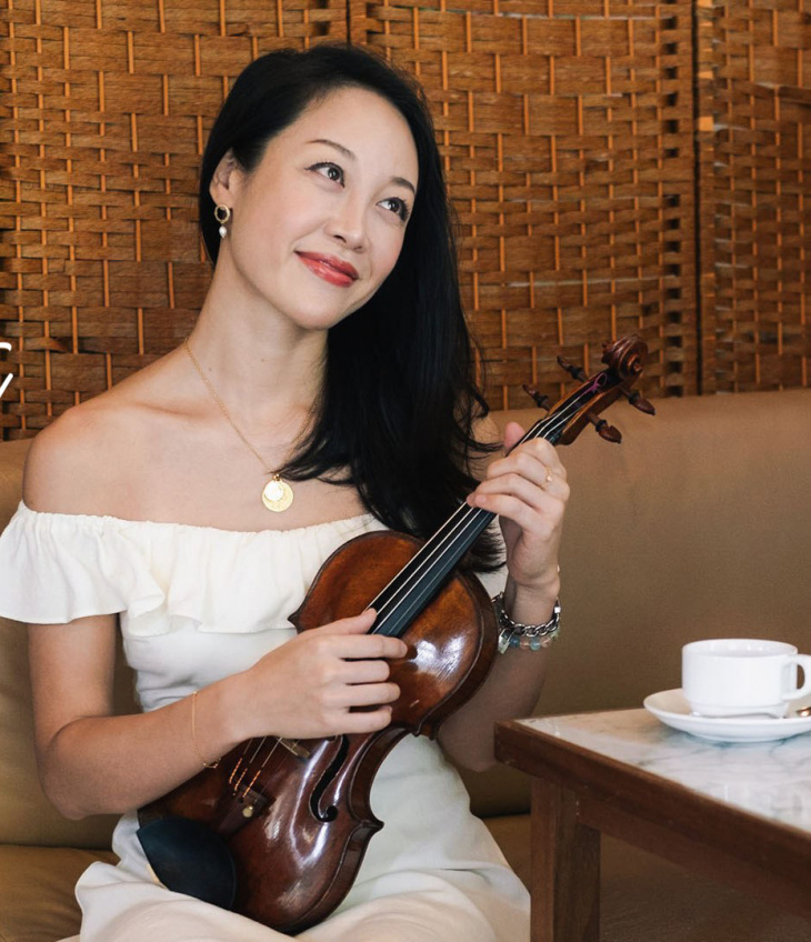 Intimate Moments 乐享时光: Zhang Si Jing & Friends (Online)