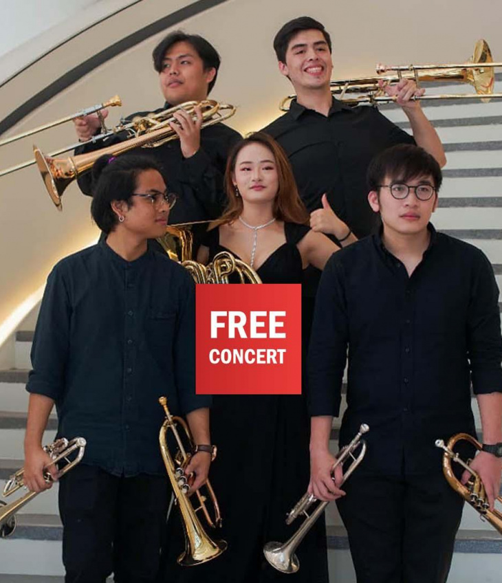 [Cancelled] Gabsy & Brassisimo Brass Quintet