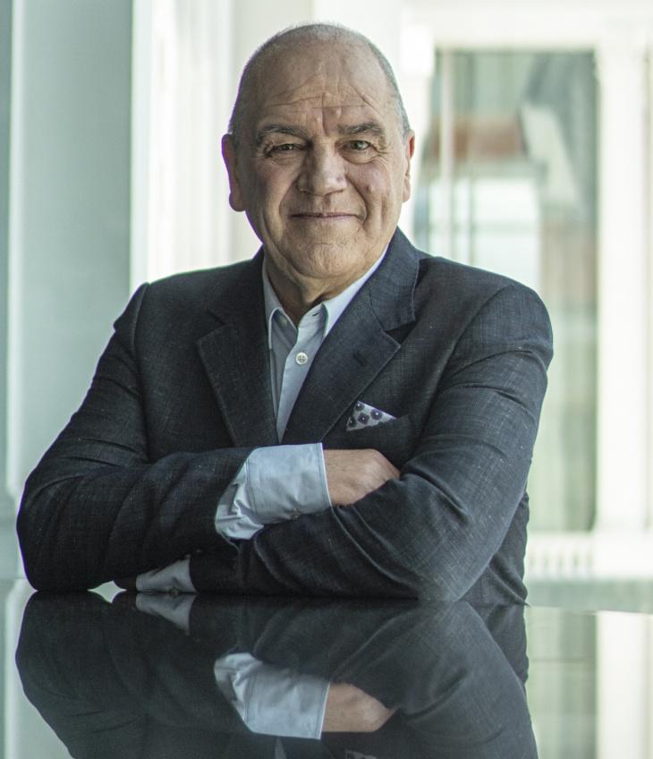 Chief Conductor Hans Graf