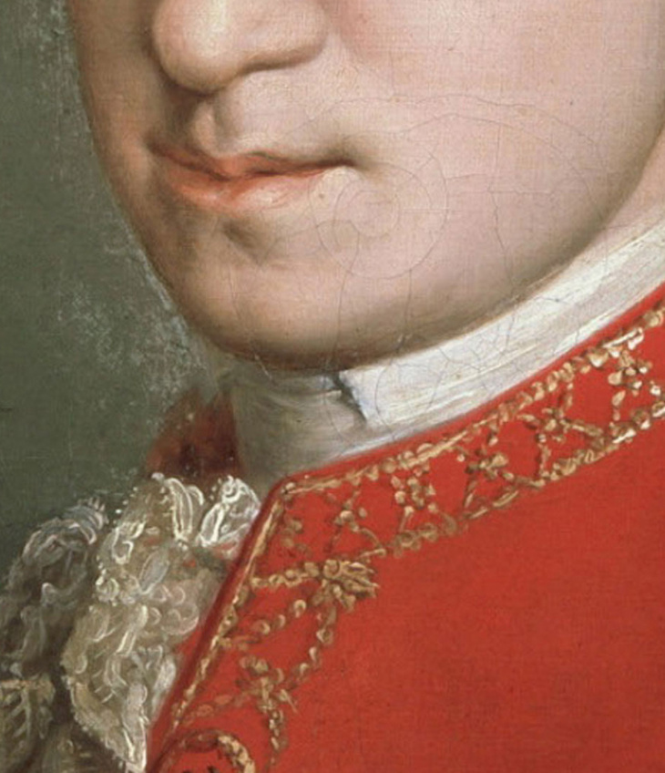 In the Company of Mozart