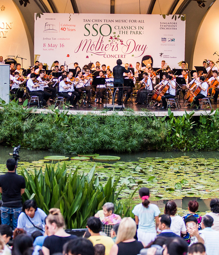 SSO Classics In The Park • Mother's Day Concert