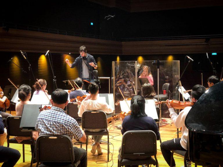Singapore Symphony Orchestra   WARNER MUSIC SINGAPORE AND