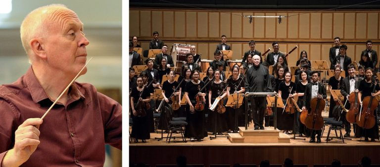 SSO Gala: Beethoven Violin Concerto • Crusell Sinfonia Concertante