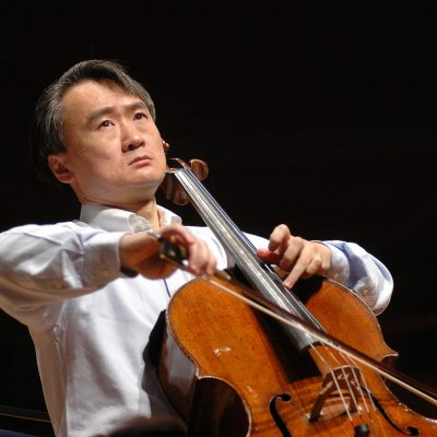 CELLIST WANG JIAN RETURNS WITH DVORAK'S CELLO CONCERTO