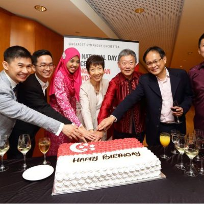 MINISTER GRACE FU AND SSO CELEBRATE NATIONAL DAY WITH ALL-SINGAPOREAN PROGRAMME (11 AUG)