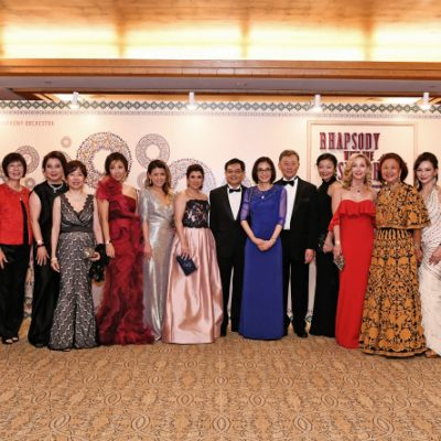 [ICON SINGAPORE] SINGAPORE SYMPHONY ORCHESTRA RAISES $1.16MILLION AT CHARITY GALA