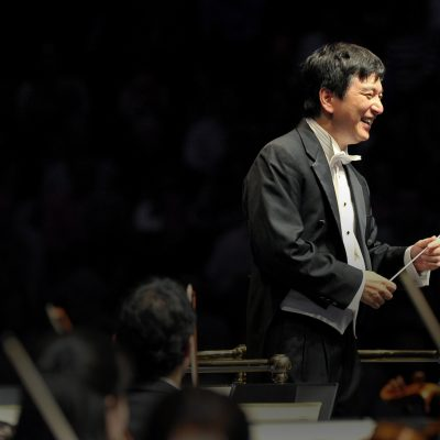LAN SHUI STEPS DOWN AS SINGAPORE SYMPHONY'S MUSIC DIRECTOR, NAMED CONDUCTOR LAUREATE