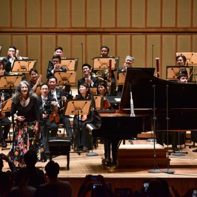 [THE FLYING INKPOT] CONCERT REVIEW: 25TH SINGAPORE INTERNATIONAL PIANO FESTIVAL – MARTHA ARGERICH IN…