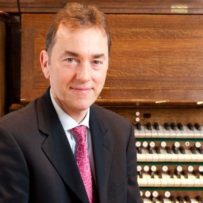 VCH ORGAN SERIES: THOMAS TROTTER