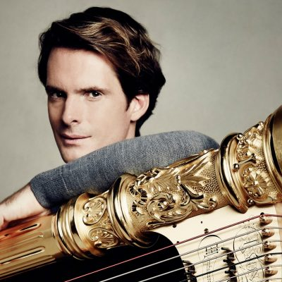 MASTER OF THE HARP – XAVIER DE MAISTRE
