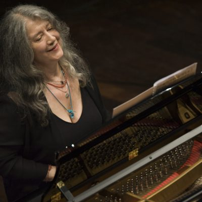 CONCERT UPDATE: MARTHA ARGERICH POSTPONES SINGAPORE APPEARANCES