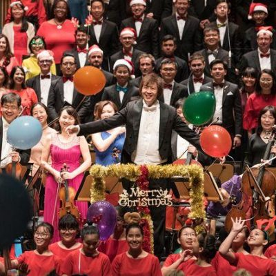 IT'S THE MOST WONDERFUL TIME OF THE YEAR – SSO CHRISTMAS CONCERT