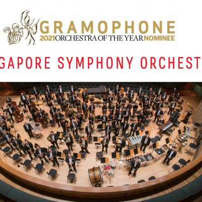 SSO earns coveted nomination for Gramophone's Orchestra of the Year 2021 Award