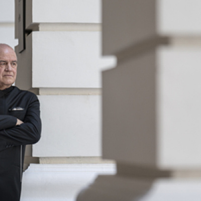 SSO Chief Conductor Hans Graf in First Live Concert this January