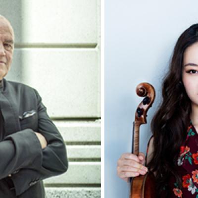 SSO Chief Conductor Hans Graf directs violinist Bomsori Kim and world premiere of Paul von Klenau's Symphony No. 8 in live April concert