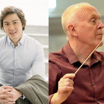 SINGAPORE NATIONAL YOUTH ORCHESTRA APPOINTS NEW CONDUCTORS