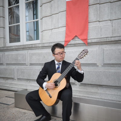 SINGAPOREAN MUSICIAN KEVIN LOH BRINGS FIRST GUITAR SOLO TO PRESIDENT'S YOUNG PERFORMERS CONCERT
