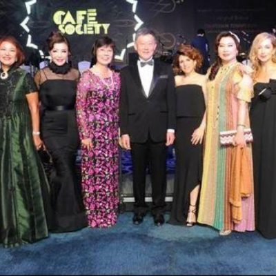CAFÉ SOCIETY: SSO ANNUAL BENEFIT DINNER