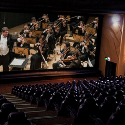 SINGAPORE SYMPHONY ORCHESTRA ON THE SILVER SCREEN FOR THE FIRST TIME AT SHAW THEATRES