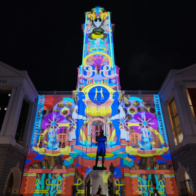 VCHpresents announces live and online events as part of Light to Night Festival 2021