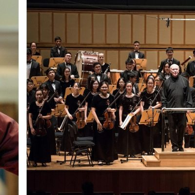 PETER STARK APPOINTED PRINCIPAL GUEST CONDUCTOR OF SINGAPORE'S NATIONAL YOUTH ORCHESTRA