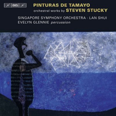 [DIVERDI] ORCHESTRAL WORKS BY STEVEN STUCKY - REVIEW