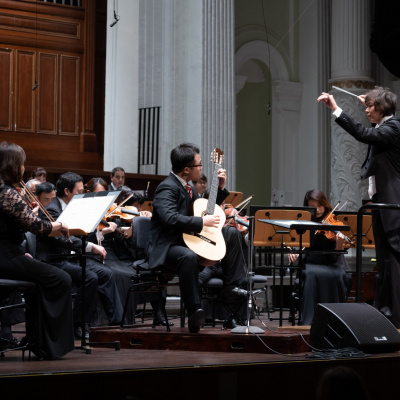 SSO PRESIDENT'S YOUNG PERFORMERS OPEN FOR AUDITIONS