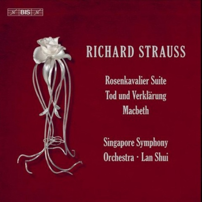[ALLMUSIC.COM] RICHARD STRAUSS: ROSENKAVALIER SUITE; TOD UND VERKLÄRUNG; MACBETH - REVIEW