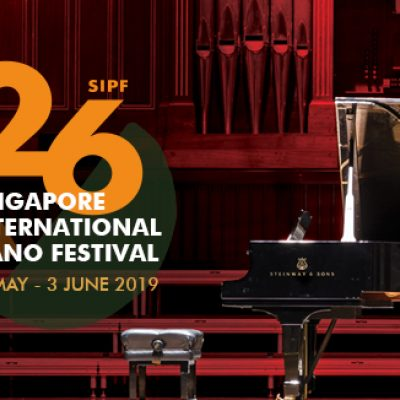 26TH SINGAPORE INTERNATIONAL PIANO FESTIVAL