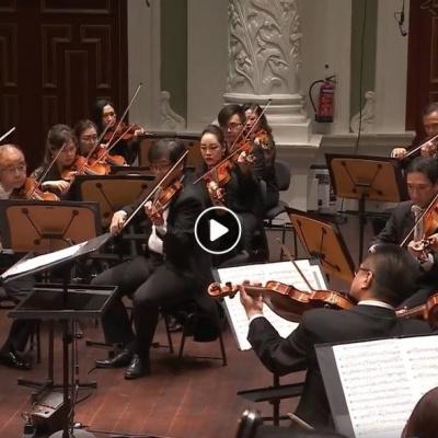 Singapore Symphony Orchestra unveils wide-ranging three-month digital season:SSOPlayOn!
