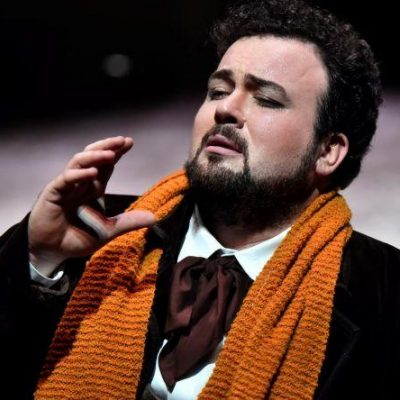 OPERA STAR STEFAN POP REPLACES CHARLES CASTRONOVO AS RODOLFO IN LA BOHÈME ON APRIL 27 & 28