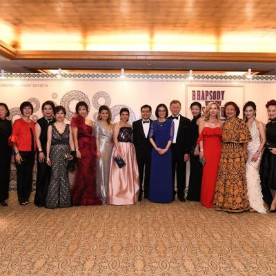 SSO SUPPORTERS RAISE $1.1 MILLION IN ANNUAL GALA