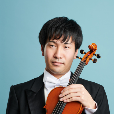 TMSO Second Violin to Play with SSO in Martin Grubinger Concert