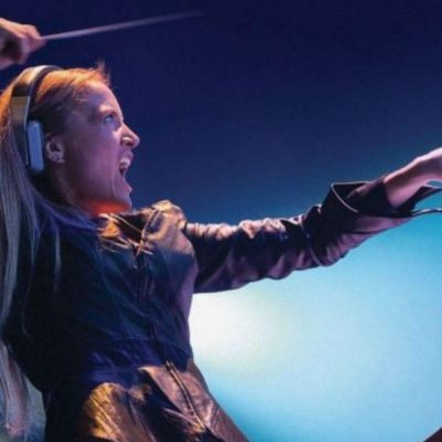 [LIANHE ZAOBAO] 游戏音乐女王 另辟指挥的逐梦舞台