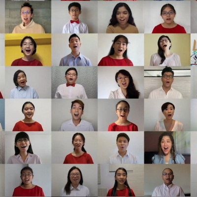 "SINGAPORE SYMPHONY CHORUSES RELEASE MUSIC VIDEO ""WE WILL GET THERE"""