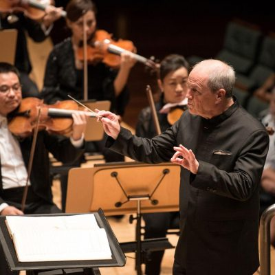 [THE VIOLIN CHANNEL] SINGAPORE SYMPHONY ANNOUNCES APPOINTMENT OF NEW MUSIC DIRECTOR