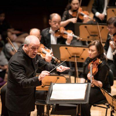 [LIANHE ZAOBAO] 奥地利指挥家汉斯·格拉夫 出任新加坡交响乐团新任首席指挥