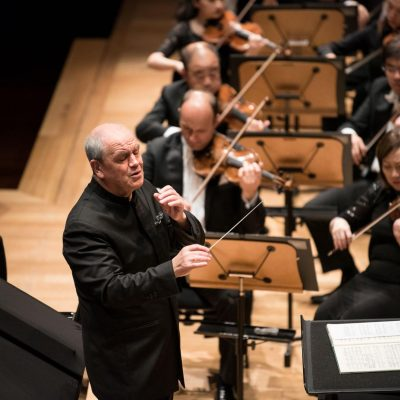 [BANDWAGON] HANS GRAF ANNOUNCED AS SINGAPORE SYMPHONY ORCHESTRA'S NEXT CHIEF CONDUCTOR