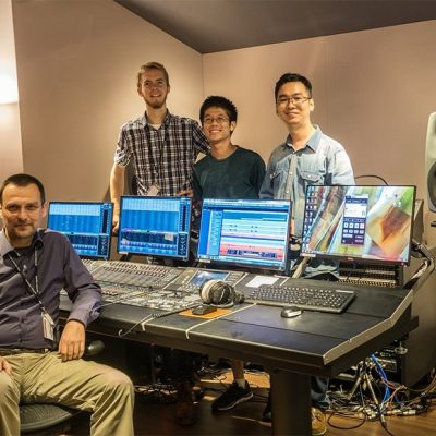 [AAPPAC] VCH'S ROSE STUDIO RECORDING AWARDED TO MSM-PRODUCTIONS