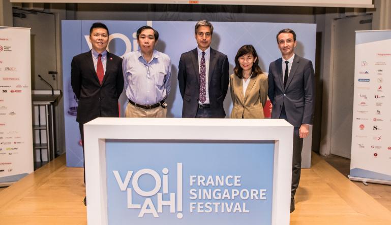 Voi-lah! SSO Opens France-Singapore Festival