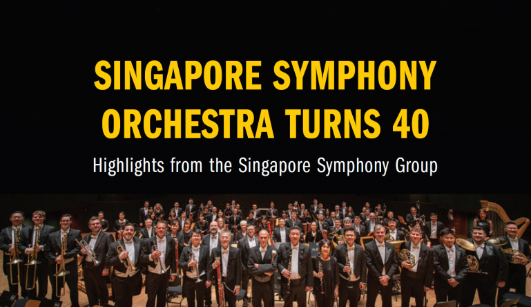 Highlights from the Singapore Symphony Group