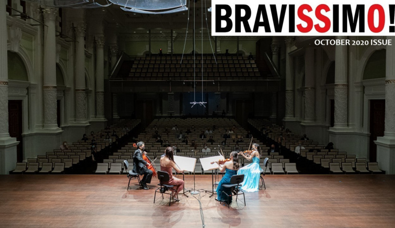 Bravissimo! October 2020